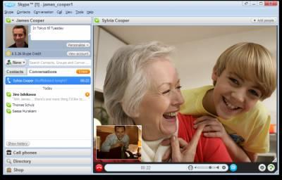 Skype через прокси не работает - 9b22